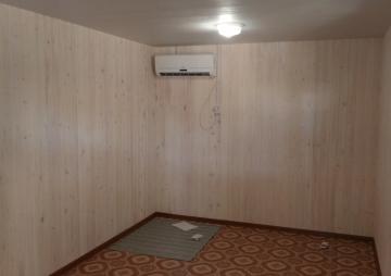 Большая комната со сплитом