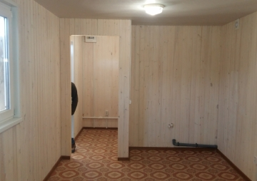 2 комнаты и тамбур