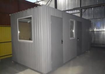 Блок-контейнер угол