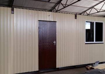 БК дверь и 2 окна