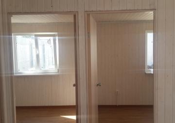 Тамбур и 2 дверных проёма