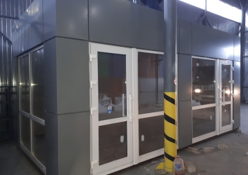 Торговый павильон премиум-класса