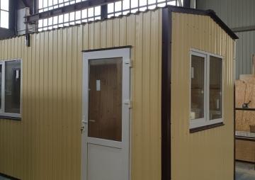 БК 2 окна и дверь