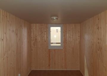 Комната в блок-контейнере