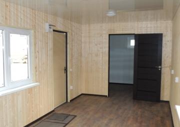 Уютная комната на даче