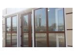 Торговый павильон в Крыму окна