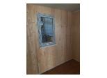 Бытовка для дачи (2 окна и 2 комнаты)